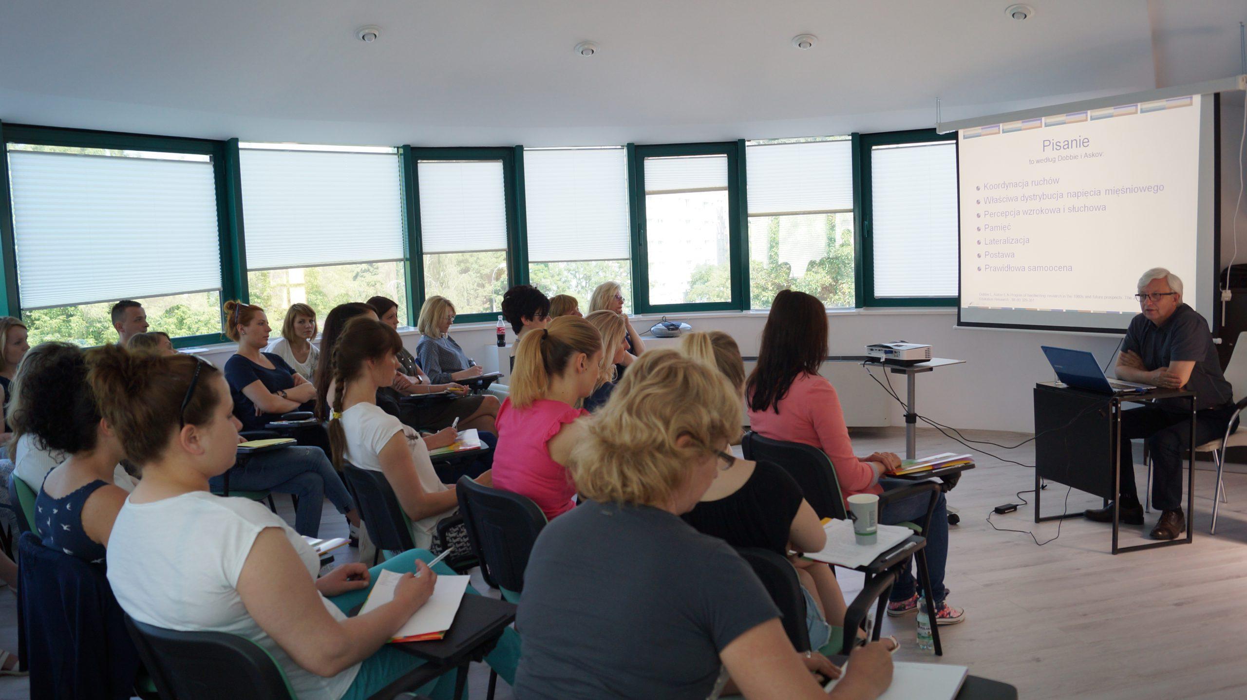 Sala szkoleniowa ul. Śródziemnomorska 11